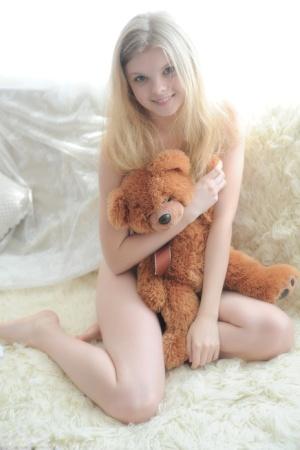 Blonde Small Tits Porn
