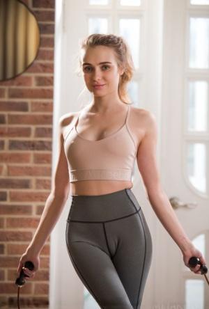 Yoga Pants Teen Porn