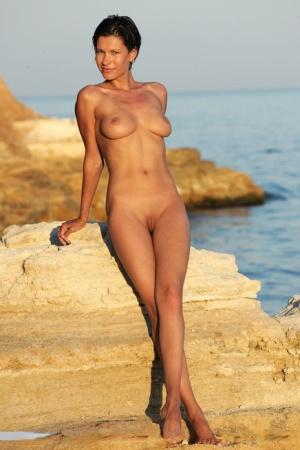 Small Tits Beach Porn